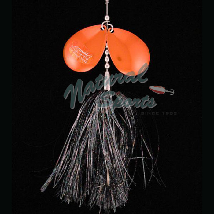 Chaos Tackle Esox Assault 8 Black Orange