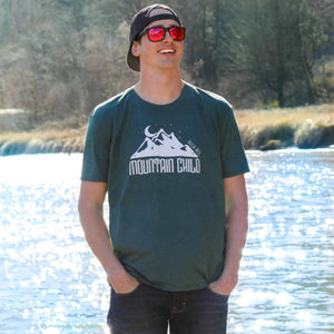 Mountain Child T-Shirt - Mens