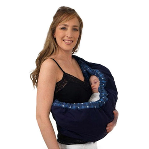 0-12 Months Breathable Front Facing Baby Carrier 4 in 1 Infant Comfortable Baby Kangaroo