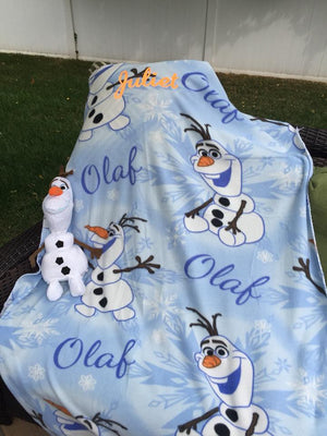 Blanket & Huggers - Personalized