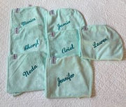 Spa Robes & Towel Twists - Personalized