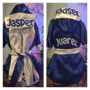 Custom Boxing Robes - Personalized