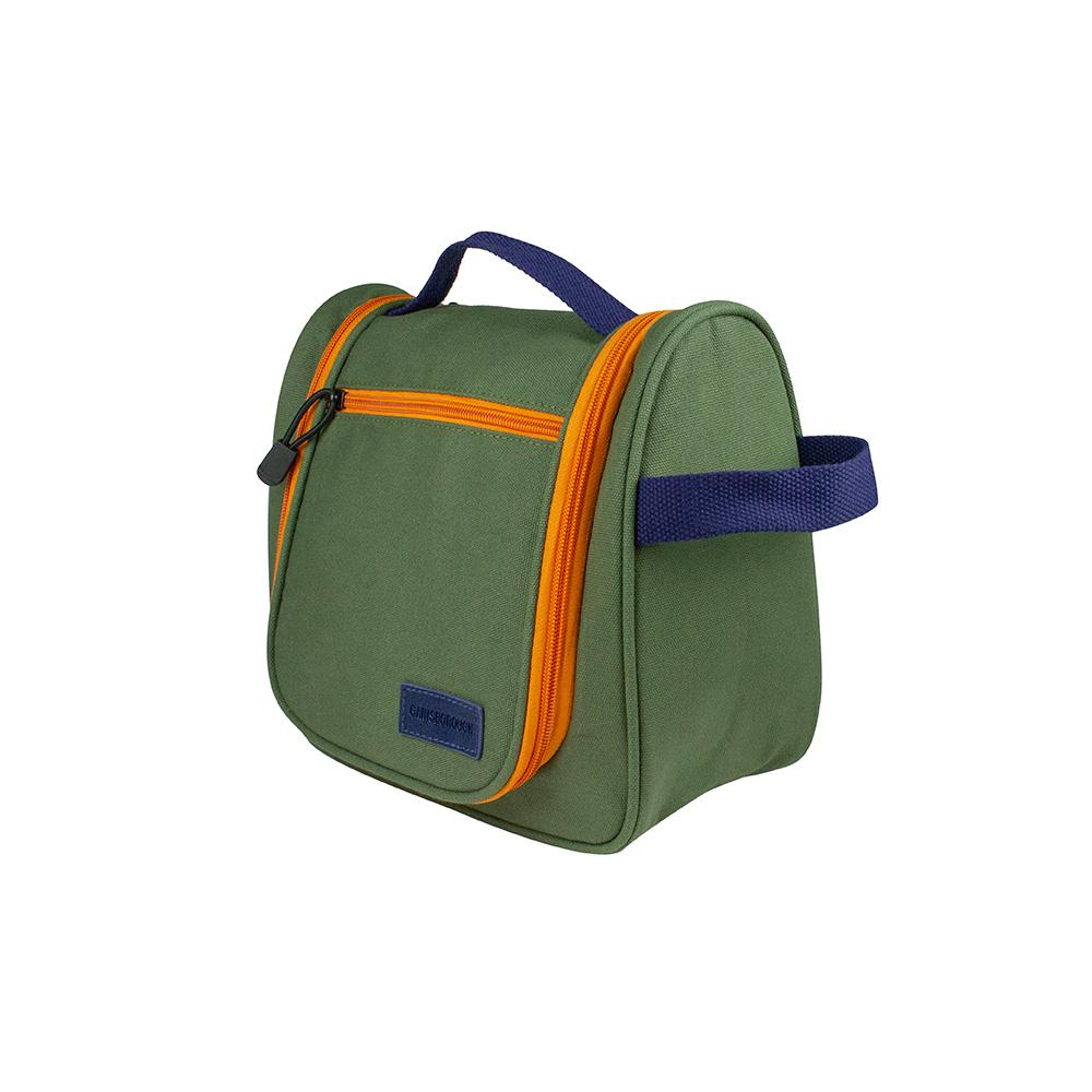Khaki/Orange/Navy Hang Up Caddy