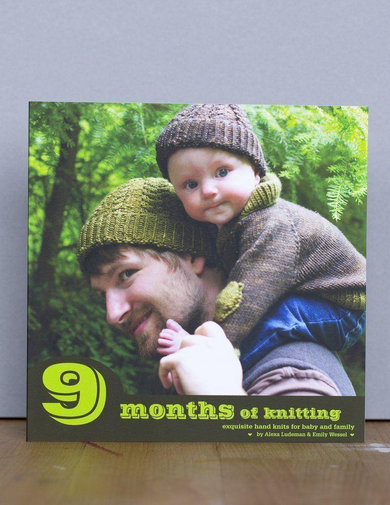 9 Months of Knitting - Tin Can Knits Ysolda Book Front