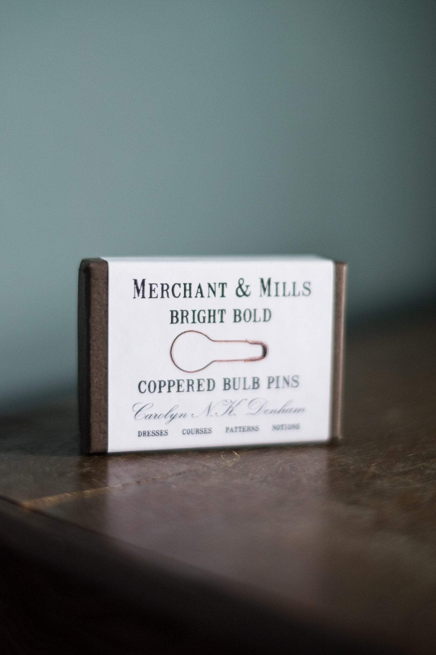 Bulb Pins - Coppered