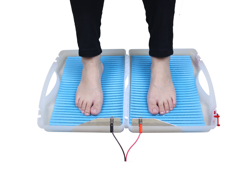 Iontocure iontophoresis machine for feet