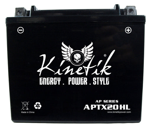 Polaris All Models Personal Watercraft Replacement Battery (All Years)