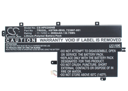 HP Split X2 13-G110DX TPN-W110 Replacement Battery