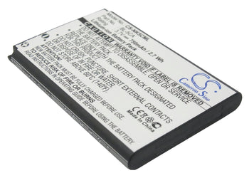 Anycool Enjoy W02 750mAh Replacement Battery