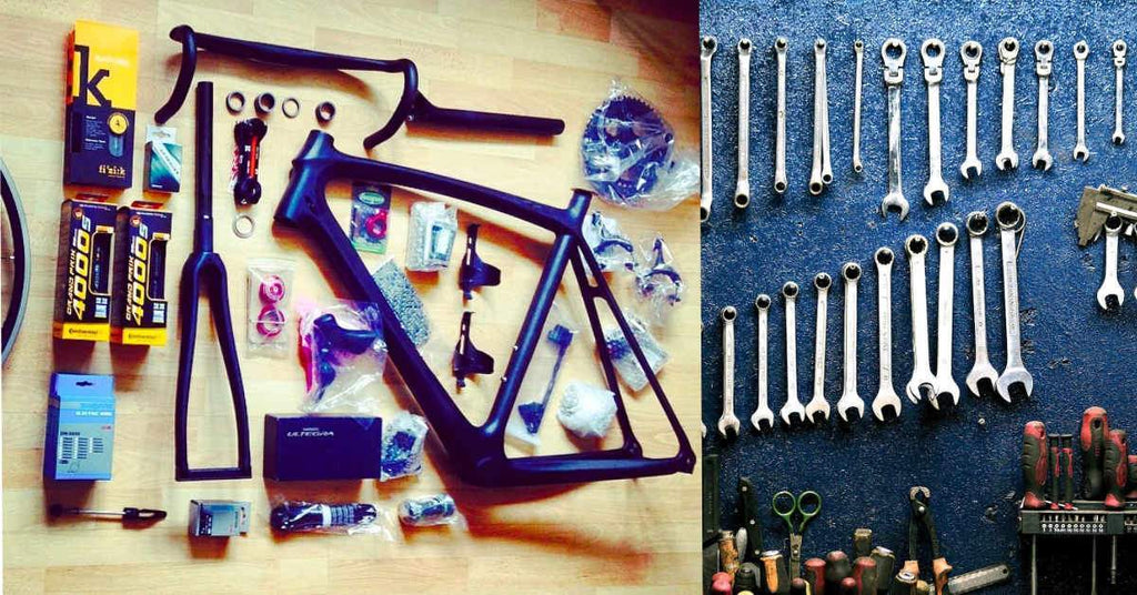 Ever wanted to build your own bike but don't know where to start?