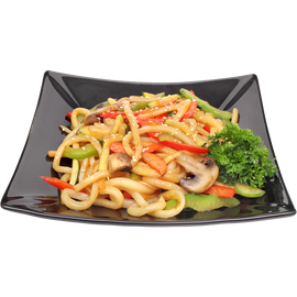 Udon Noodles With Vegetables