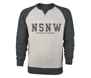 Rugby sweatshirt by No Scrum No Win