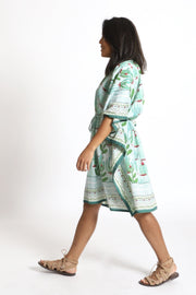 'No Sweat' Short Kaftan - Kaftan Life