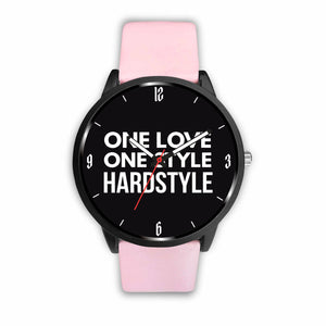 One Love Hardstyle Watch Bold
