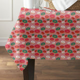 Doughnut Design Waterproof Table Cover - Haus and Sie