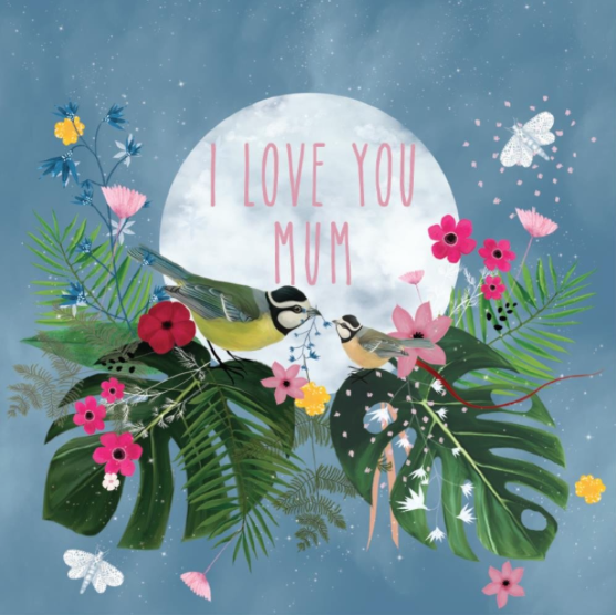 La La Land - Tropical Birds I Love You Mum
