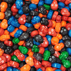Skulls Hard Candy - 17lb Assorted