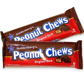 Peanut Chews - Original Dark 24ct