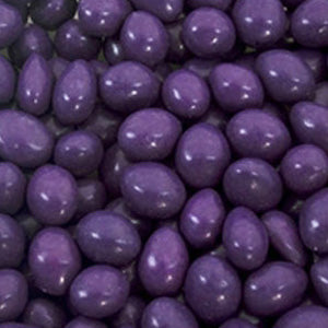 Purple Jordan Almonds - Milk Chocolate 5lb