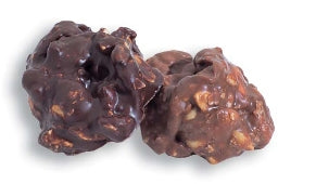 Sugar Free Peanut Clusters - Dark Chocolate 5lb