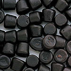 Sweet Licorice Buttons - 2.2lb