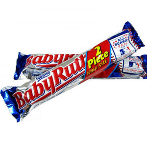 Baby Ruth Bars - King Size 18ct