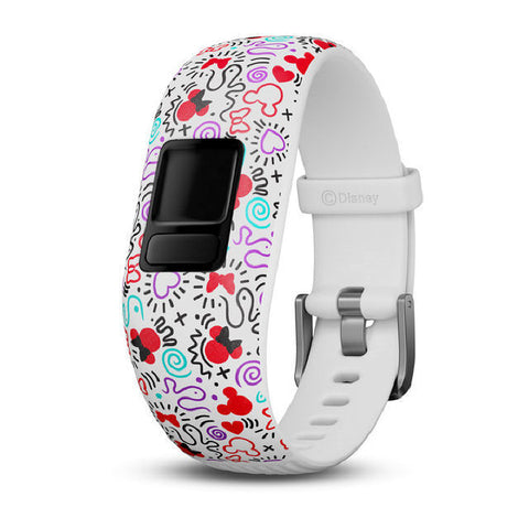 Garmin vivofit jr. 2 - Adjustable Disney Minnie Mouse Replacement Band