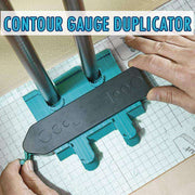 Super  Contour Duplication Gauge - FlareTrends