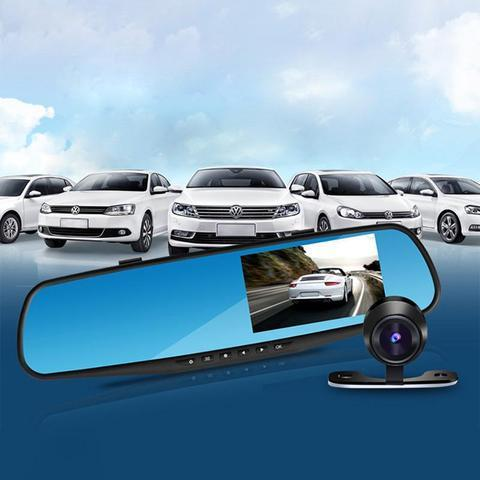 MirrorDash™ Super Dashcam Mirror - FlareTrends