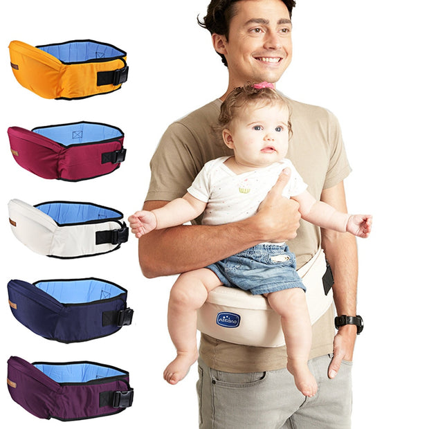 Super Comfortable Baby Carrier - FlareTrends