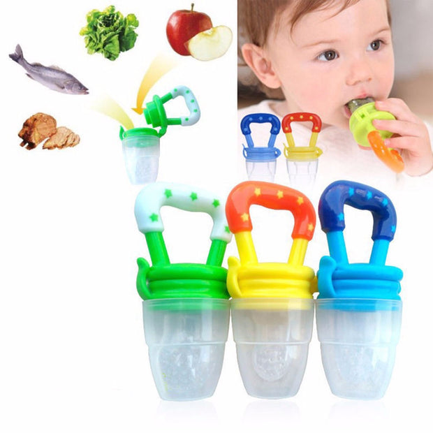All-In-One Baby Food Pacifier - FlareTrends