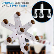 7 in 1 Lamp Bulb Adapter - FlareTrends