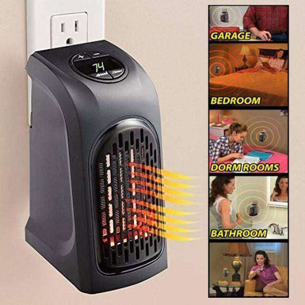 FANTastic™ Super Portable Heater - FlareTrends