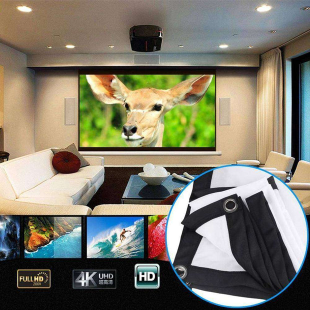 Foldable Home Projector - FlareTrends