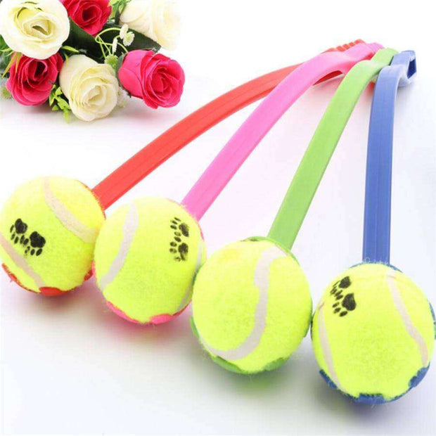 HappyPaws™ Fetching Ball Launcher - FlareTrends