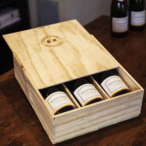 750ml Single Vineyard Gift Pack
