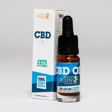 CBD Oil 10ml 250mg - Royal Queen Seeds