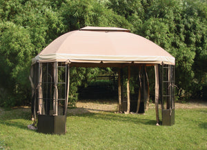 Gazebo Privacy Screens