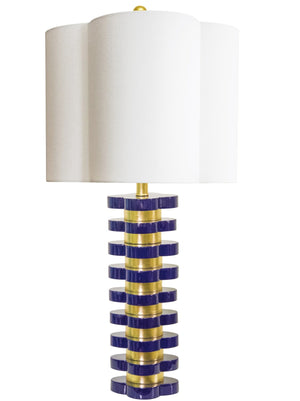 Quatrefoil Lamp - Couture Lamps