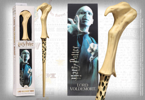 Lord Voldemort Wand with (FREE) Fizz Wiz popping candy