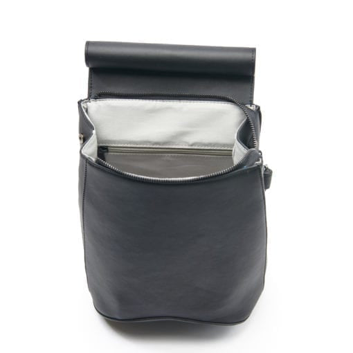 Kim Convertible Backpack Grey