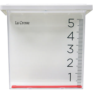 La Crosse Mccormick Waterfall Rain Gauge
