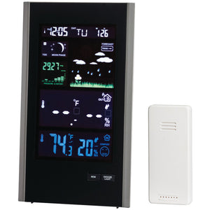 Taylor Digital Color Weather Station With Usb Charger