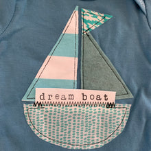 Dream Boat Lake Shirt - Two|Three|Four