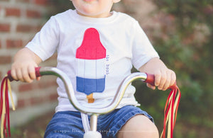 The Bomb Pop 4th of July Shirt - Two|Three|Four