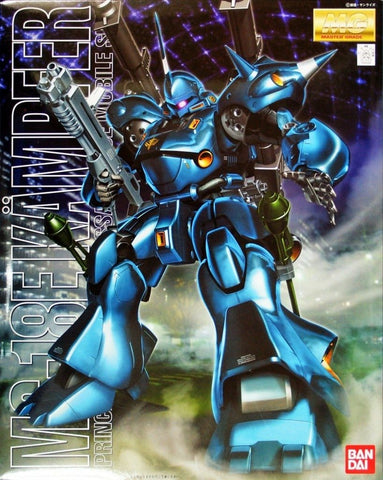 1/100 KG MS-18E Kampfer Model Kit - Model