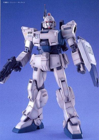 1/100 MG RX-79G Gundam Ez8 Model Kit - Model
