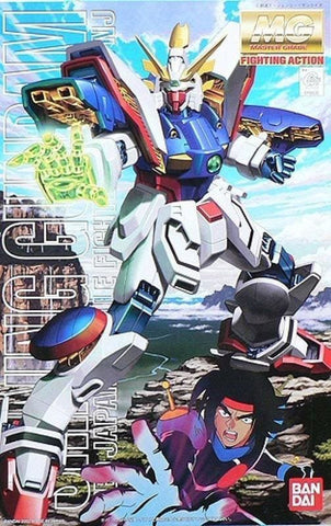 1/100 MG Shining Gundam Model Kit - Model