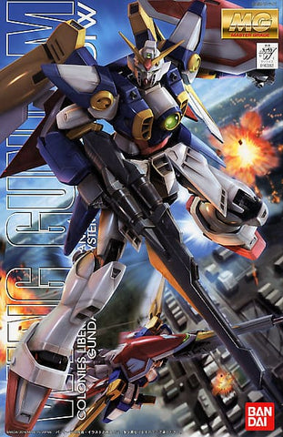 1/100 MG Wing Gundam Model Kit - Model