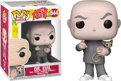 Austin Powers - Dr Evil Pop! Vinyl - Pop! Vinyl